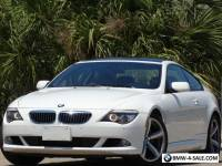 2008 BMW 6-Series SPORT PKG M6 WHEELS
