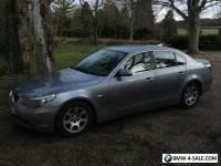 2004 BMW 525i 2004 Grey very nice car