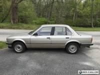 1986 BMW 3-Series 324d