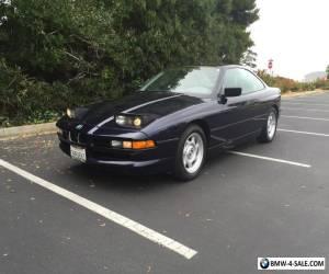 1993 BMW 8-Series 850CI for Sale