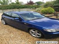 2011 BMW 1 SERIES 2.0 118D M SPORT 5 Door