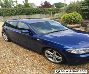 2011 BMW 1 SERIES 2.0 118D M SPORT 5 Door for Sale