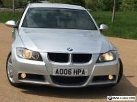 2006 BMW 3 SERIES 320d M Sport 4dr MET SILVER&BLACK M SPORT LEATHER 135K&SH 4395