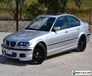 2004 BMW M-Sport 318i SPORTS AUTOMATIC / REGO UNTILL NOVEMBER for Sale
