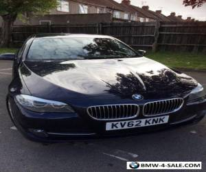 BMW 520d SE 2012/62 Leather Interior. 54,142 miles Full MOT & Service History for Sale
