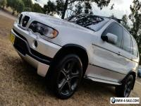 2002 BMW X5 Wagon 4.6is v8