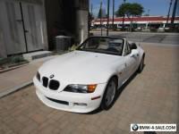 1997 BMW Z3 Z3